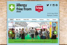 allergy & free from show / Ecozone is happy to participate in the Allergy & Free From Show's across the UK. Keep on top of this board for news, details and information regarding this annual show!