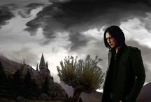 Snape / Because Severus Snape deserves his own spot on Pinterest for those Snapeheads who love him!
