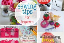 sew {attempt to learn} / by Jessica Marie