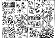 Doodles ZenTangle
