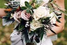 C+M INSPIRATION / WINTER WEDDING WITH NEUTRAL TONES AND GREENERY