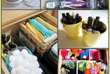 Clean and organize!