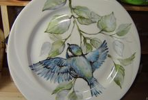 aves. platos