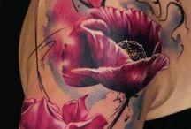 meine tattoo's