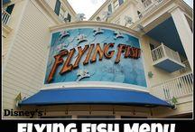 Disney Restaurants / The Menus Decor details about Disney Restaurants