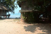 Thailand honeymoon / ..of Marti and Balazs,newlyweds