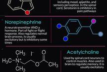 Neurotransmitters tattoo ideas