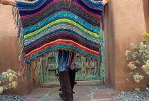 Ruanas de colores