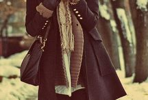 Cold Weather Trends / Cold weather chic
