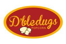 Popcorn D'Bledugs / Popcorn dengan banyak varian rasa