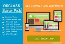 Osclass Pack - Classiifed Business