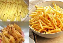 Jídlo- z brambor