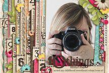 Scrapbooking / by Nikki Gruber