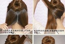 Hair diy / Hairdo