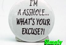 What's your Excuse by Simply Badges / http://www.ebay.co.uk/usr/simply-badges