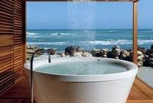 Bathtubs / by Donna Perfetti