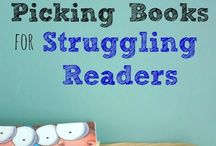Literacy / Ways to encourage literacy - new readers, struggling readers, reluctant readers