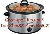 food: crockpot/ frozen meals  / by Tiffany Owens