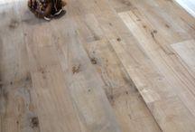 wooden tile planks