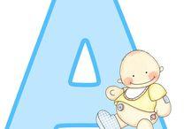 ABC BABY IV / Abecedario de Bebes
