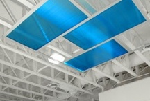 Ceiling coverings
