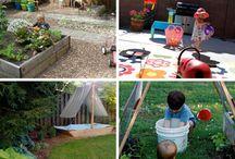 garden space / by Erin White