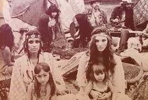 des hippies partout