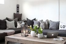 Grey&Wood / by AnaStasia art&design