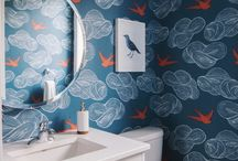 Powder Room with Pizzazz