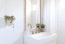 Small Washroom Inspiration