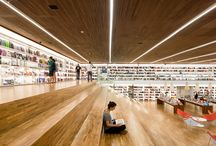 Reading Places & Spaces / by Franklin Park Library