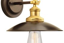 Mixed Metal Lighting / Beautiful lighting options with the latest mixed-metal trend