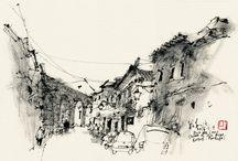 Kiahkiean sketch