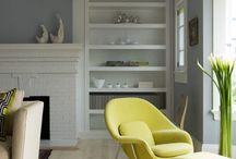 Color Schemes for Rooms / by Melissa Gonzales