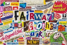 FAIRWAY Like No Other Market / Collages created for Fairway Market