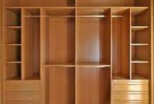 Closets y armarios