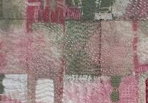 Arty stitching