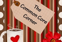 Common Core Standards / by Donna Mankins
