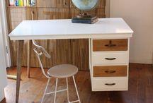 Retro and Vintage furniture