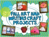 Art and writing Projects / by Amy (Crunchy and Green)