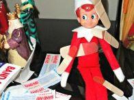 Elf on a shelf ideas: Shorty (Jaxon &Delani) / by Krista Duggan