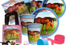 Horse & Pony Party Ideas