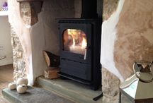 Dunsley highlander stoves / Form and function great boiler stoves and true Multifuel