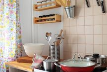 Small Kitchens / by Rush Our Fashion