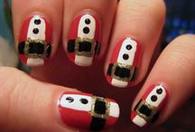 Holiday manis / by Catherine P.