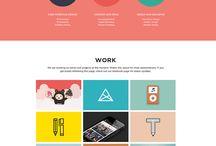 Inspirasjon, webside
