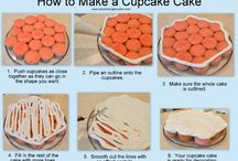 creating a cake