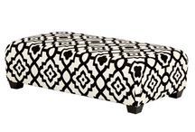 Ottoman Empire / Kick your feet up - Ottomans for every style