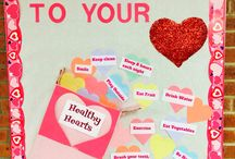 Health bulletin boards
