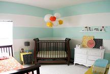 Kiddo Decorating Ideas / by Ashley Watson